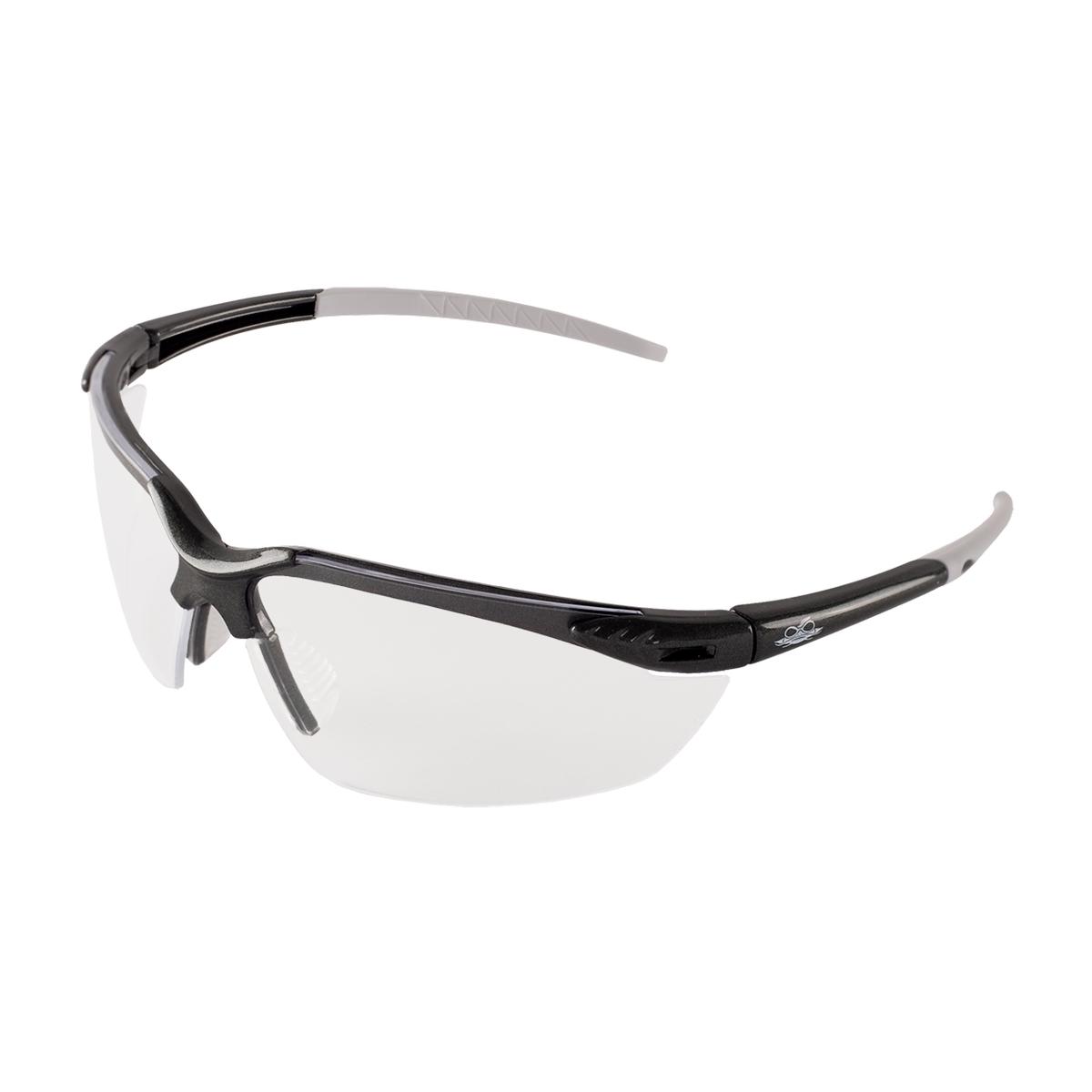 Glasses Gray Frame : Bullhead BH1191 Mojarra Safety Glasses - Gray Frame ...