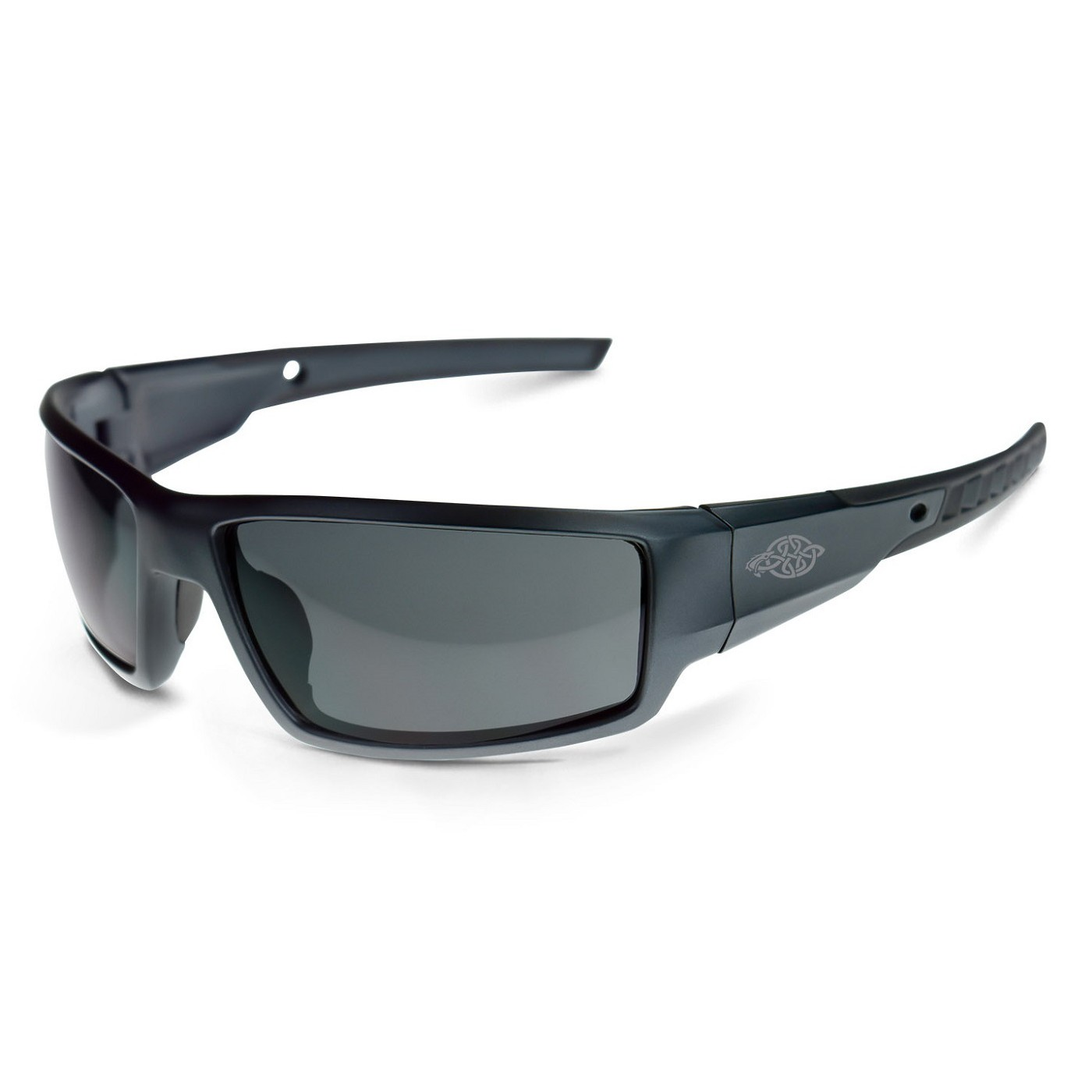 Glasses Gray Frame : CrossFire 41291 Cumulus Safety Glasses - Gray Frame ...
