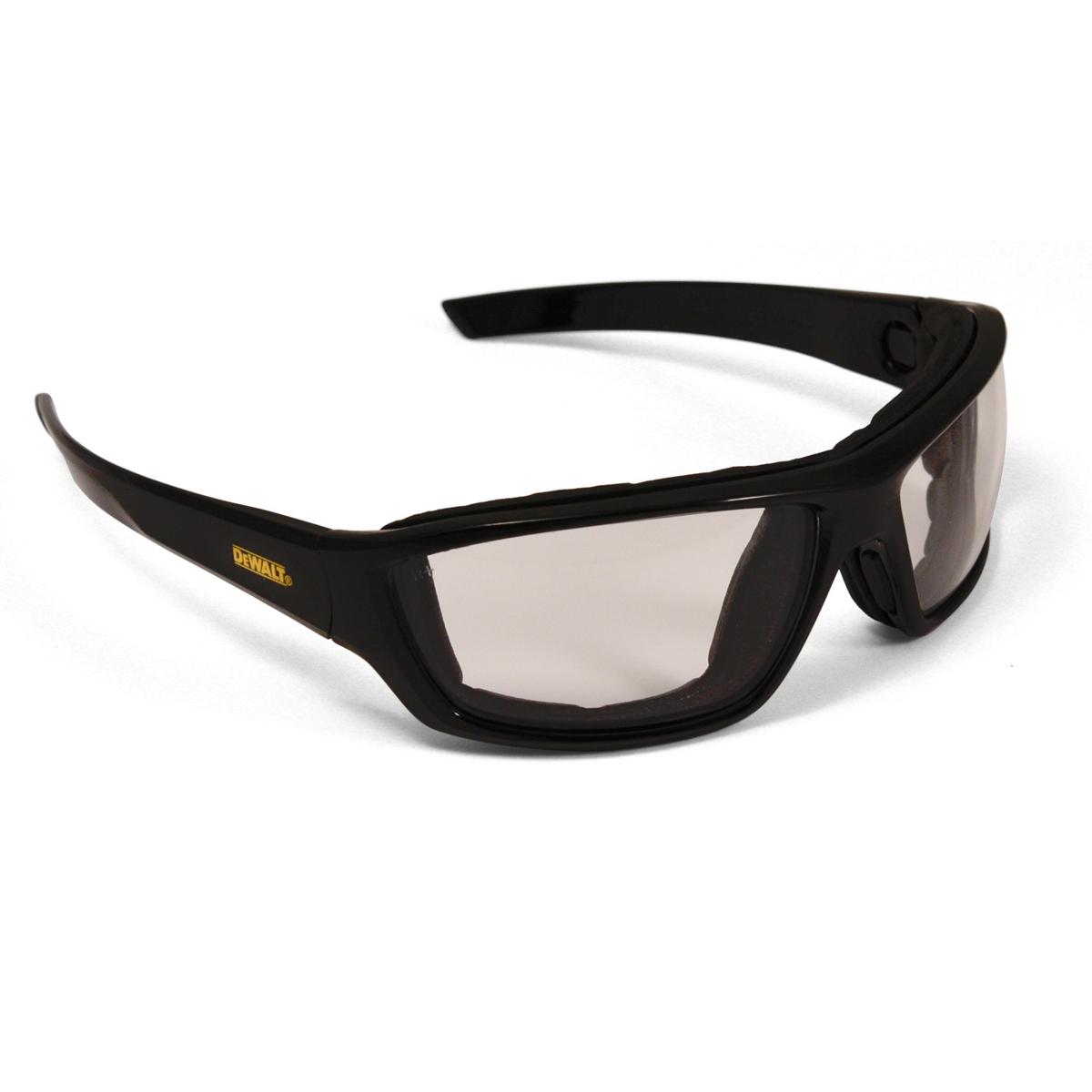 DeWalt DPG83-91 Converter Safety Glasses/Goggles - Black ...