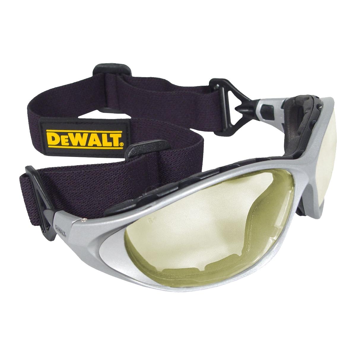 DeWalt DPG95-LIRAF Framework Safety Glasses/Goggles ...
