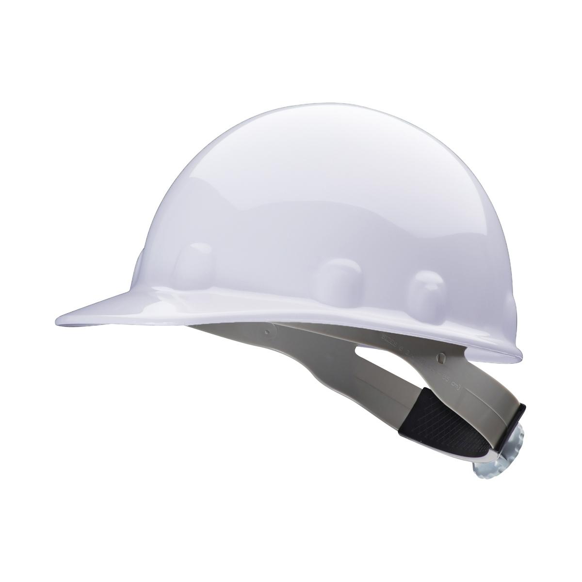 Fibre Metal E2RW Hard Hat - Ratchet Suspension - White ...