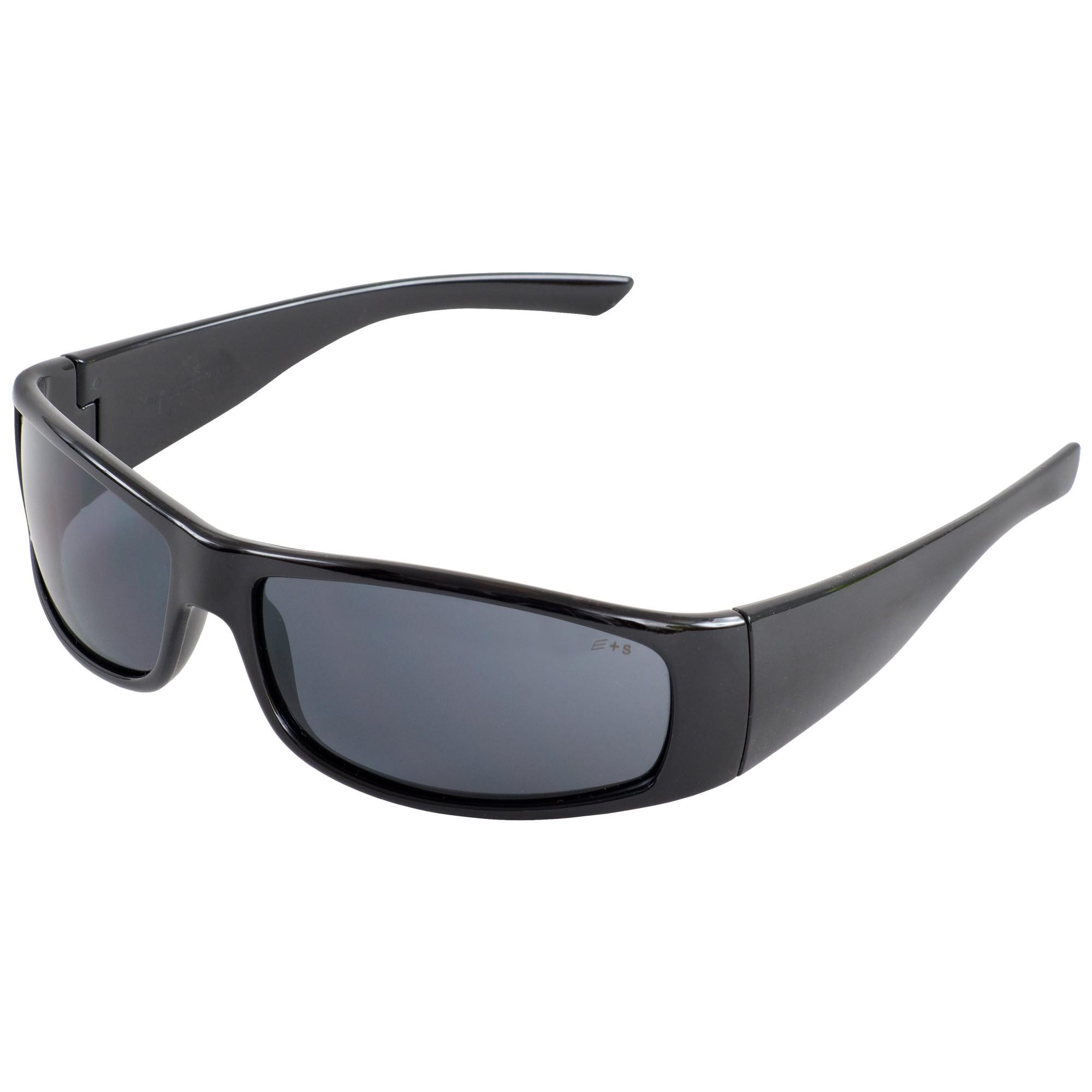 Xtreme Glasses Frames : ERB 18026 Boas Xtreme Safety Glasses - Black Frame - Gray ...