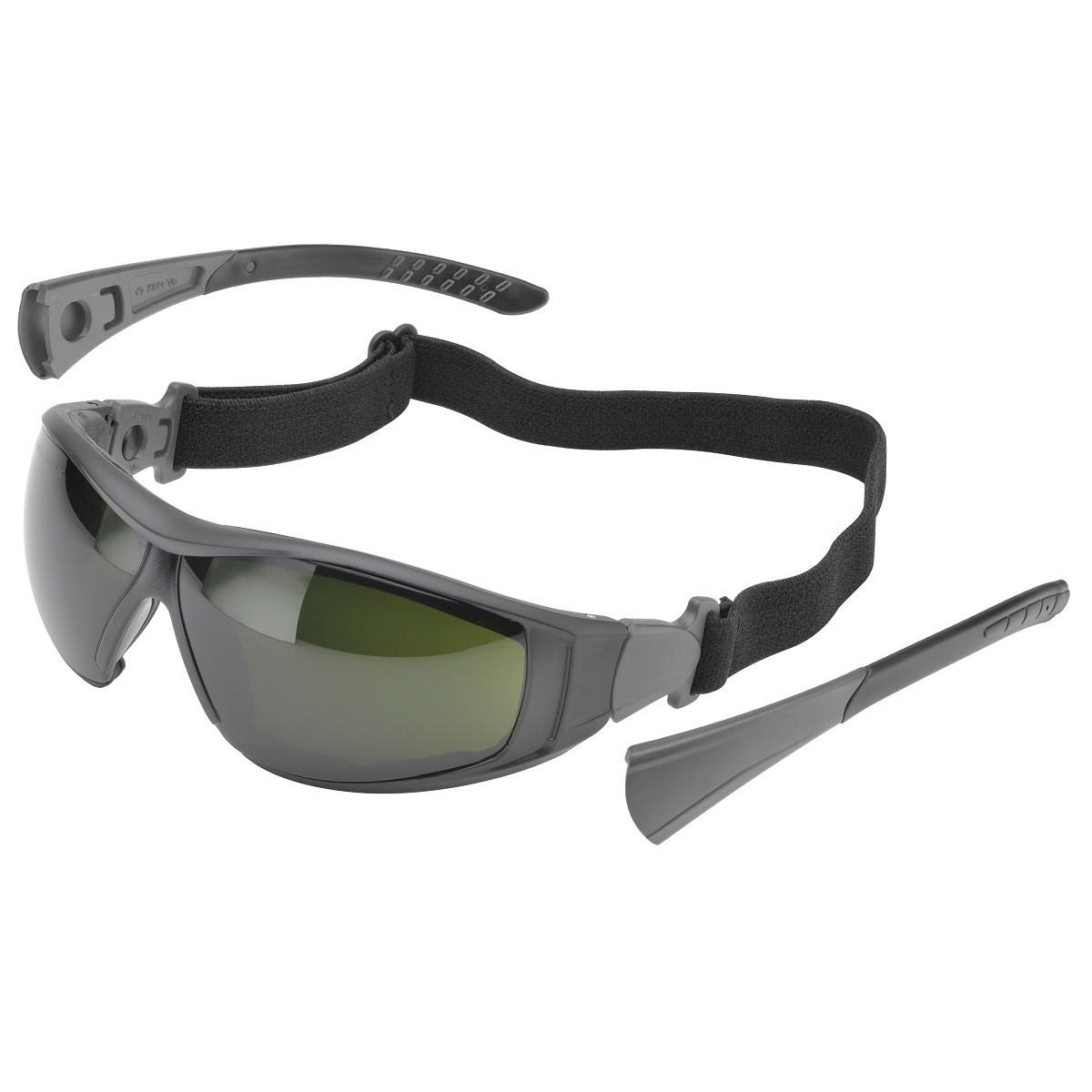 Glasses Frame Welding : Elvex Go-Specs II Safety Glasses/Goggles - Black Frame ...
