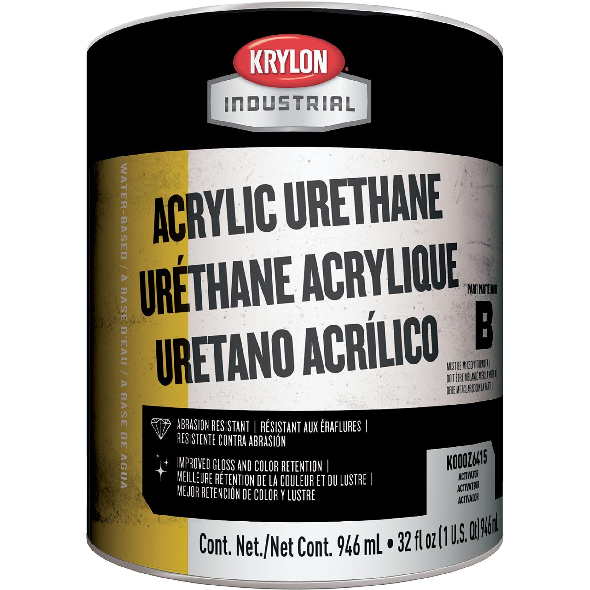 Krylon K000z6415 14 Acrylic Urethane Hardener