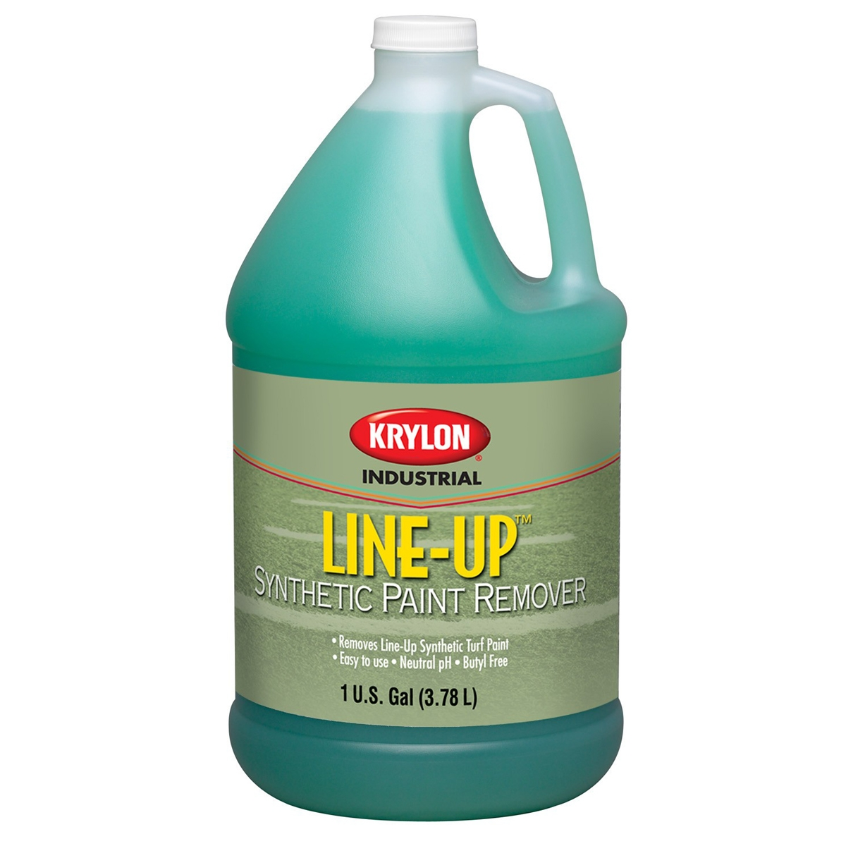 Krylon Line Up Synthetic Turf Cleaner Amp Paint Remover 4