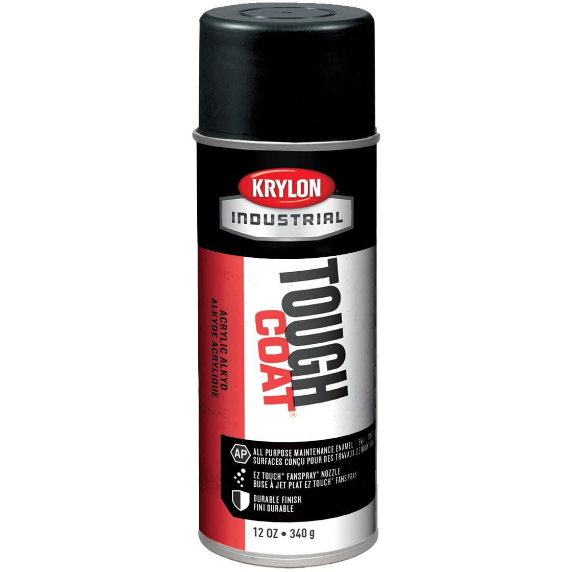 Krylon S01770 Tough Coat Acrylic Enamel Osha Safety