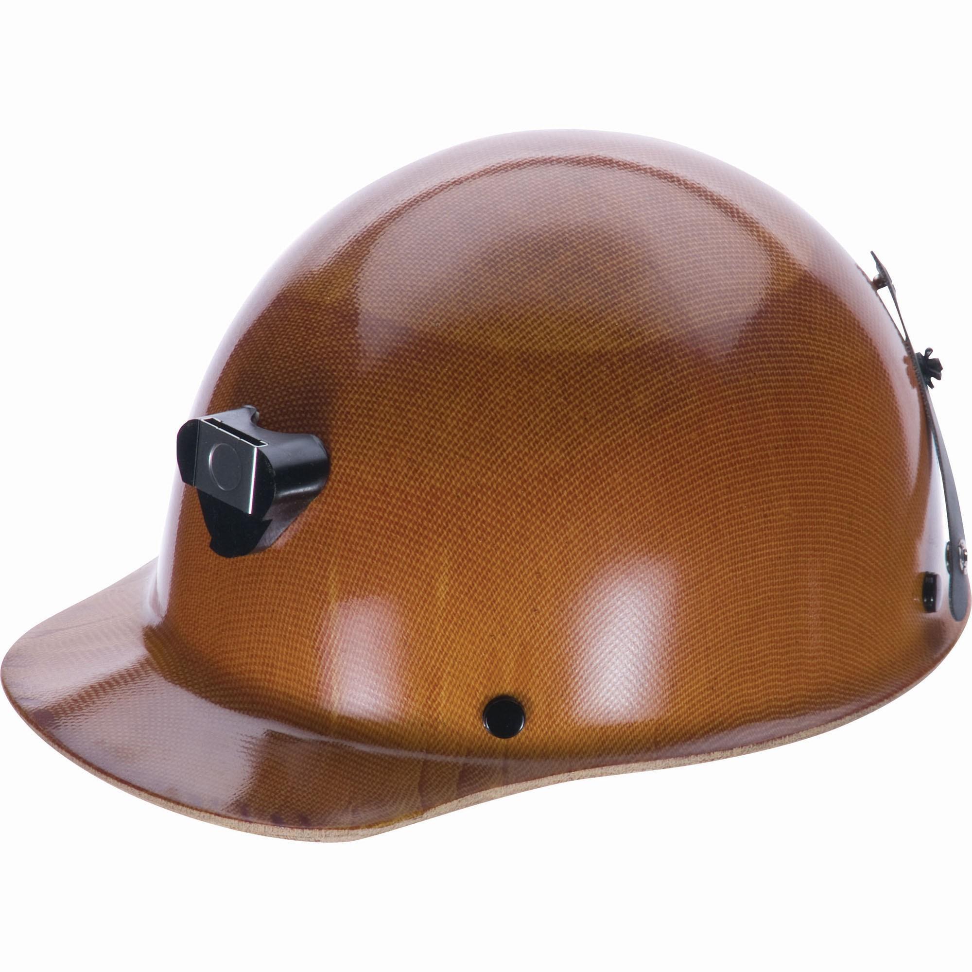 Msa 460409 Skullgard Cap Style Hard Hat W Lamp Bracket