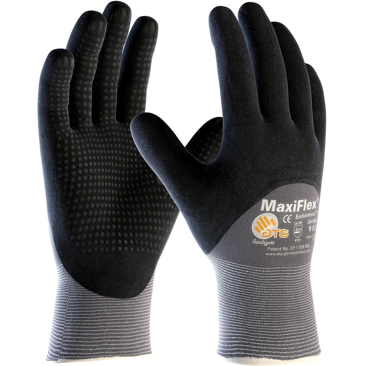 Pip 34 845 Maxiflex Endurance Seamless Knit Nylon Gloves