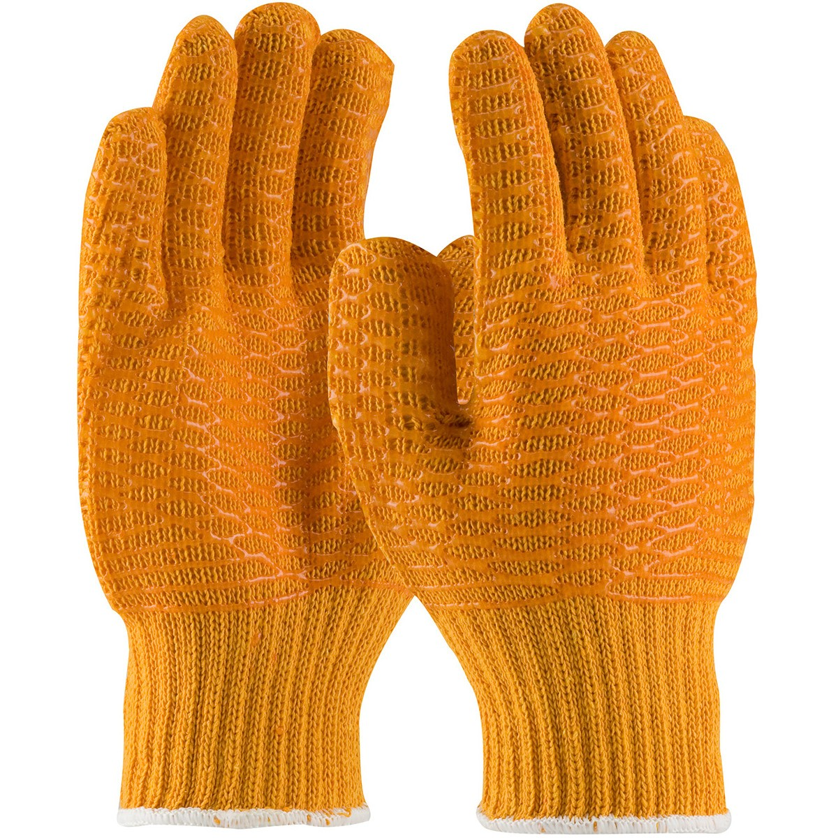 PIP 39-3013 Seamless Knit Polyester Gloves with Double ...
