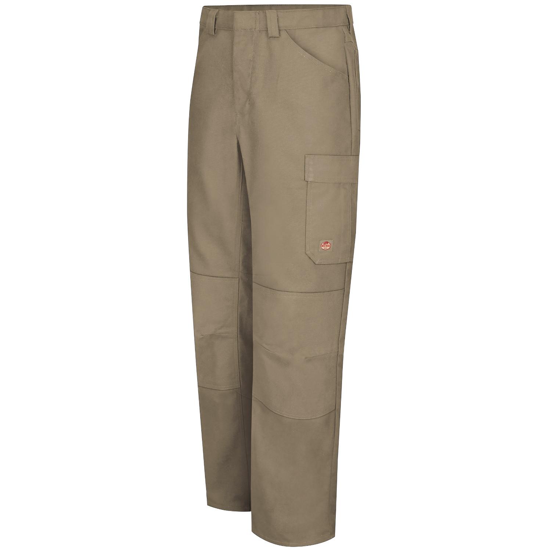 Red Kap Pt2a Performance Shop Pants Khaki