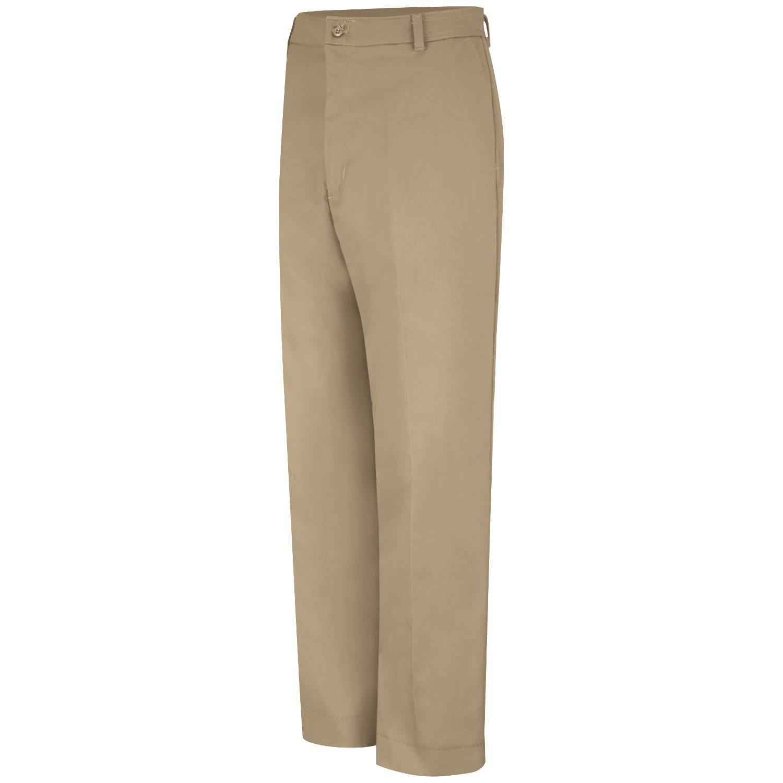 Red Kap Pt2c Men 39 S Cell Phone Pocket Pants Khaki