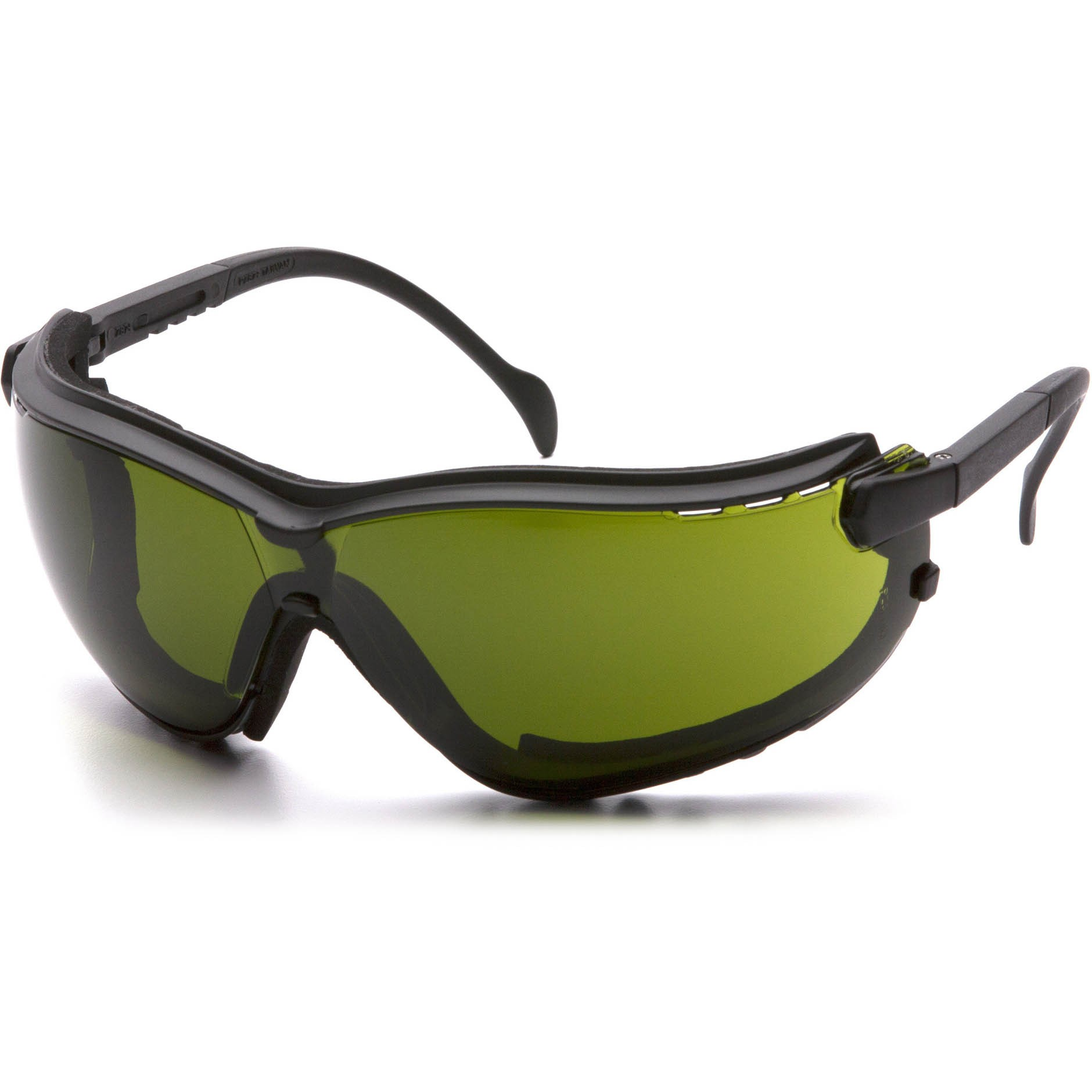 Pyramex V2g Safety Glasses Goggles Black Frame 3 0 Ir