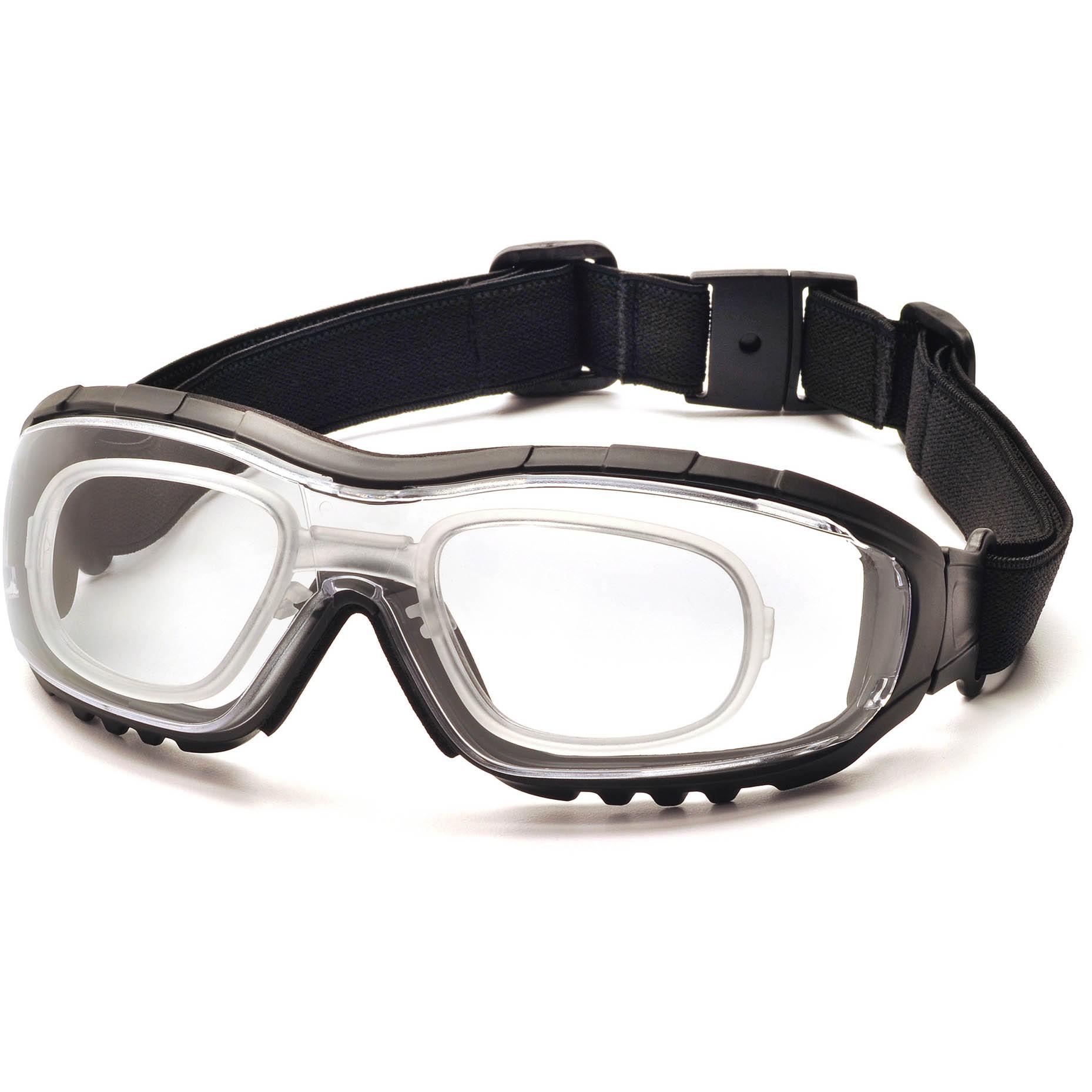 Pyramex V3G RX Options Safety Glasses/Goggles - Black ...