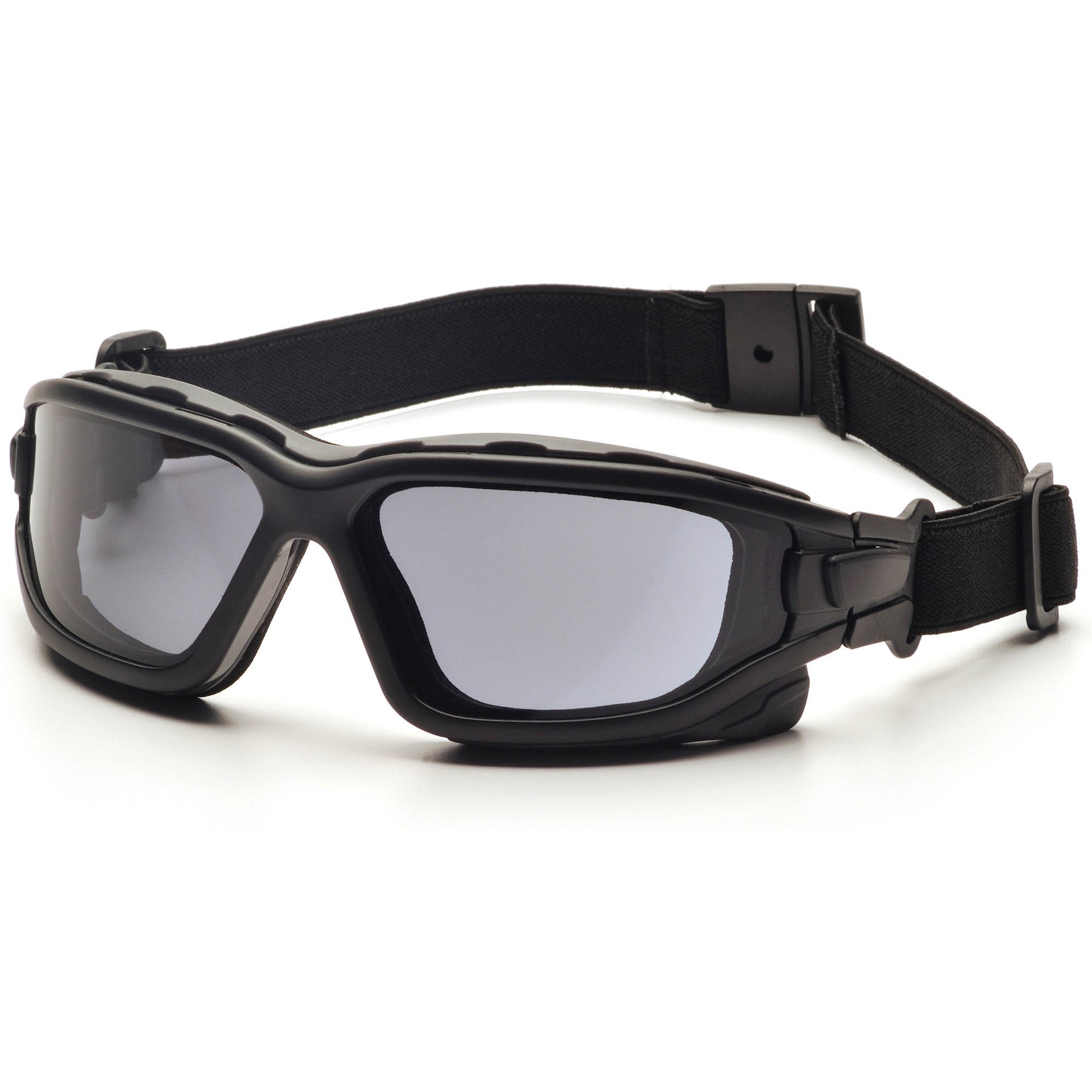 Pyramex I Force Safety Glasses Goggles Black Frame