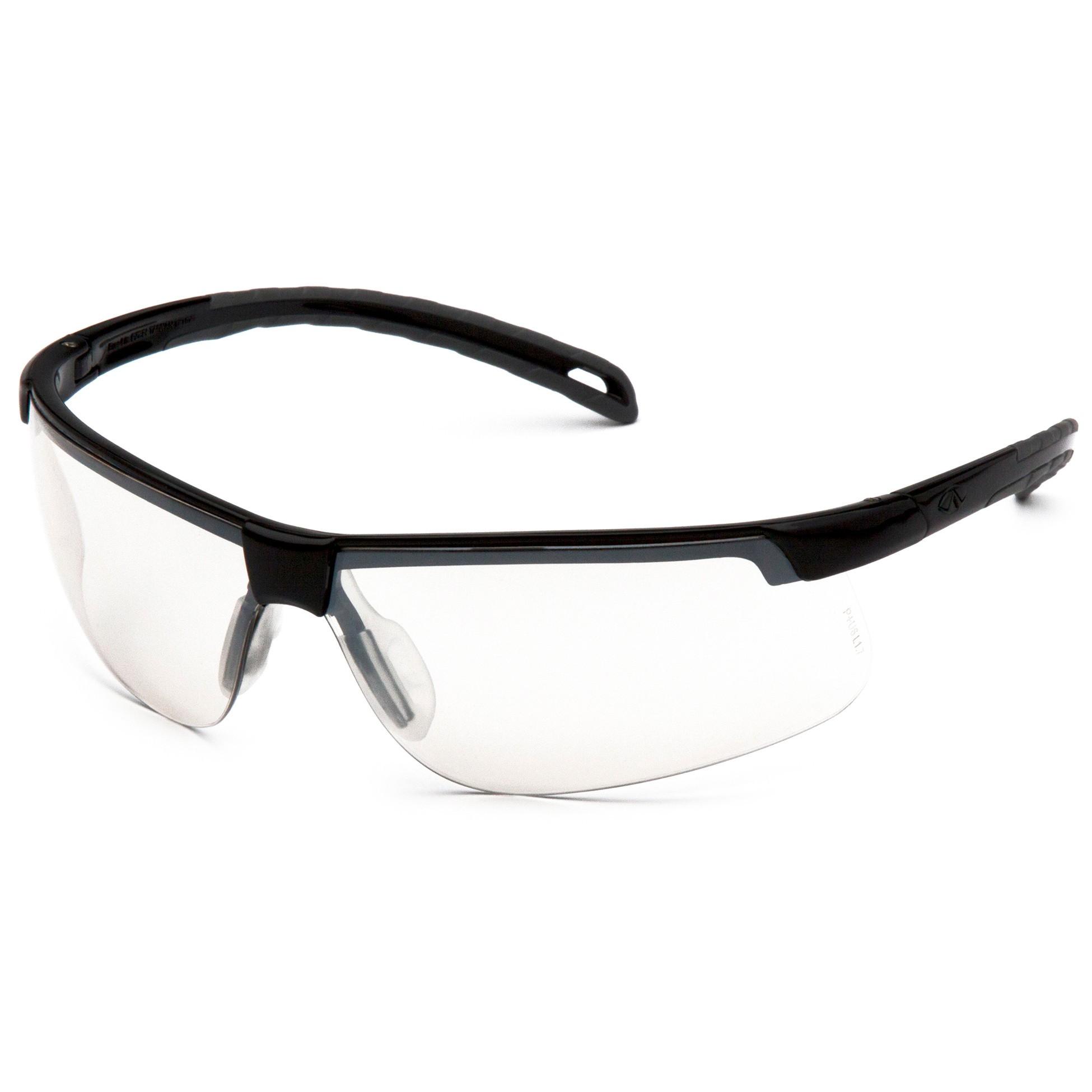 Pyramex SB8624D Ever-Lite Safety Glasses - Black Frame ...