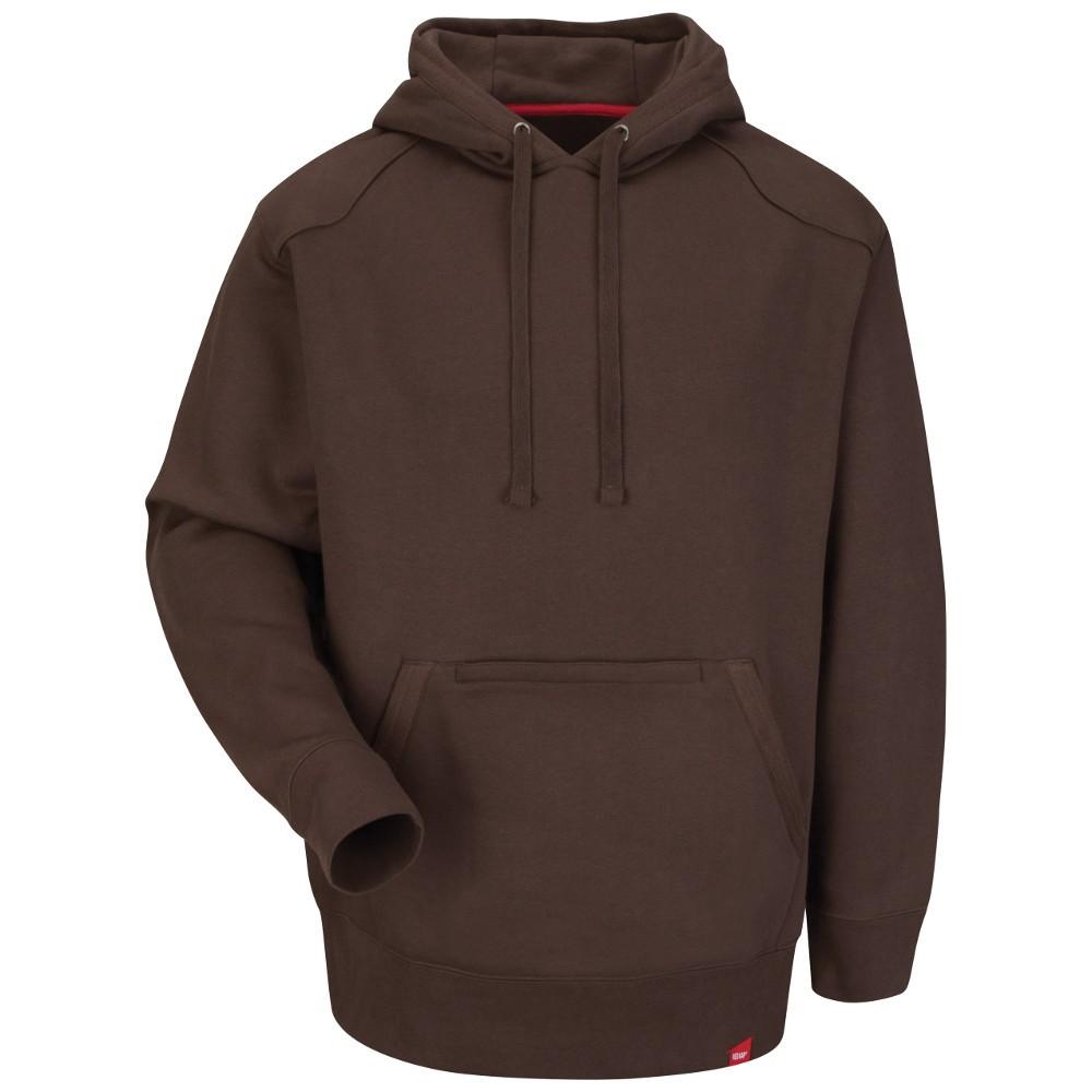 Boys brown hoodie