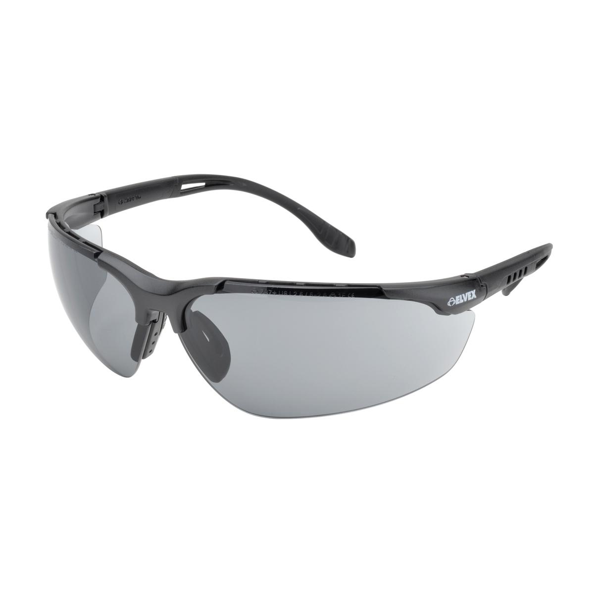 Black Frame Glasses Singapore : Elvex SG-51G-AF Sphere-X Ultimate Safety Glasses - Black ...