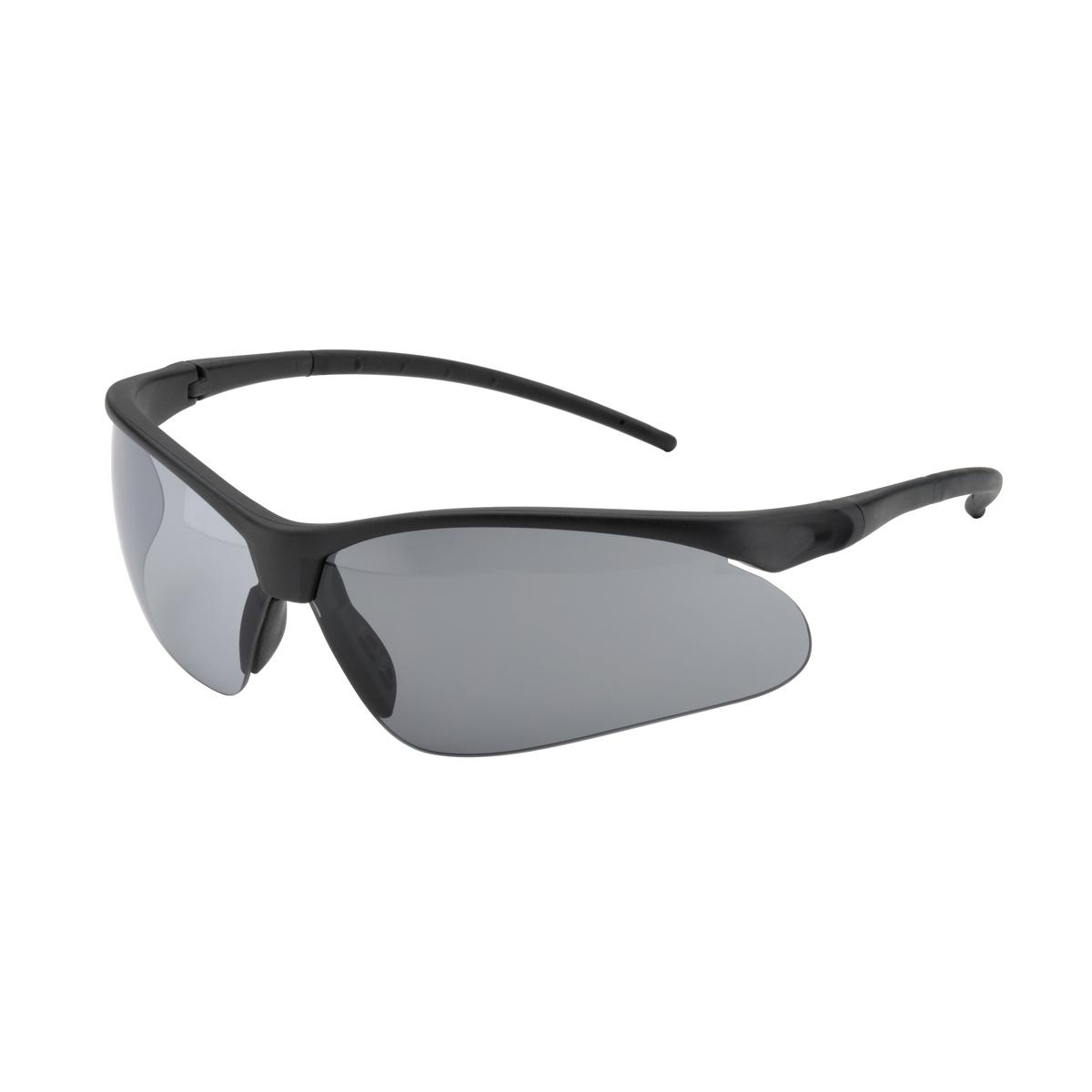 Black Frame Glasses Singapore : Elvex SG-55G Flex-Pro Safety Glasses - Black Frame - Gray ...