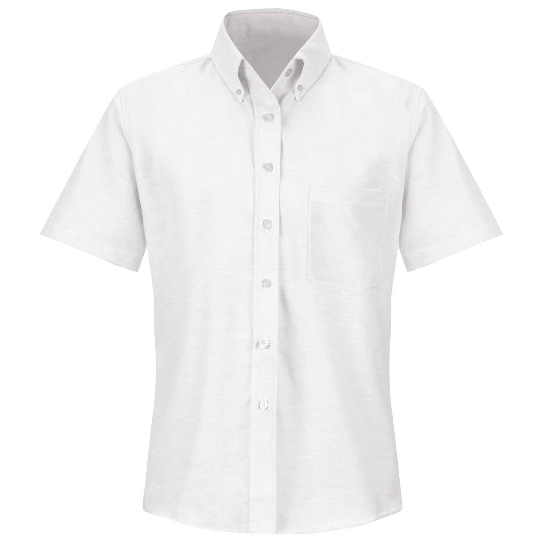 Red Kap Sr61 Women 39 S Executive Oxford Dress Shirt Short
