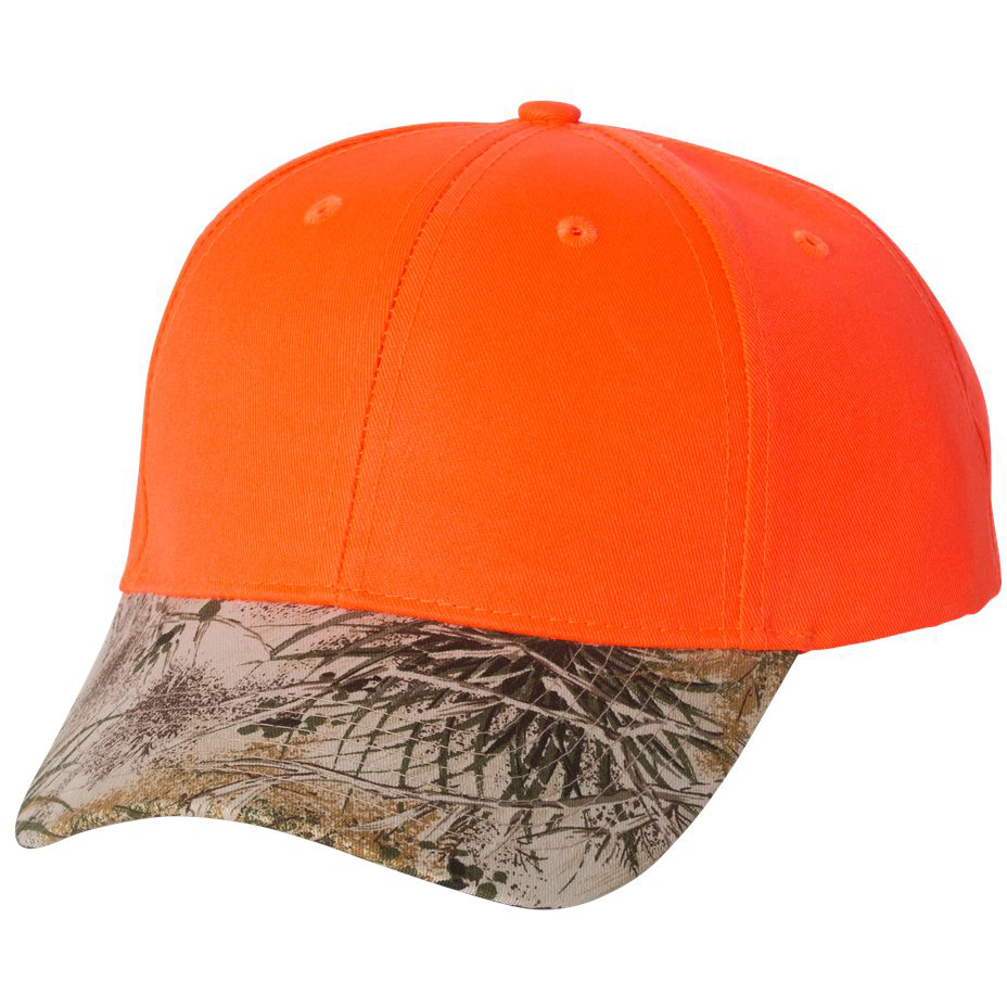 Kati Lc25 Solid Crown Camouflage Cap Blaze Game Guard