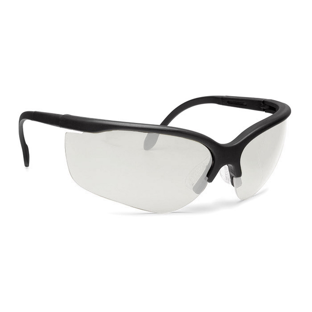 Remington T-40 Safety Glasses - Black Frame - Clear Lens ...