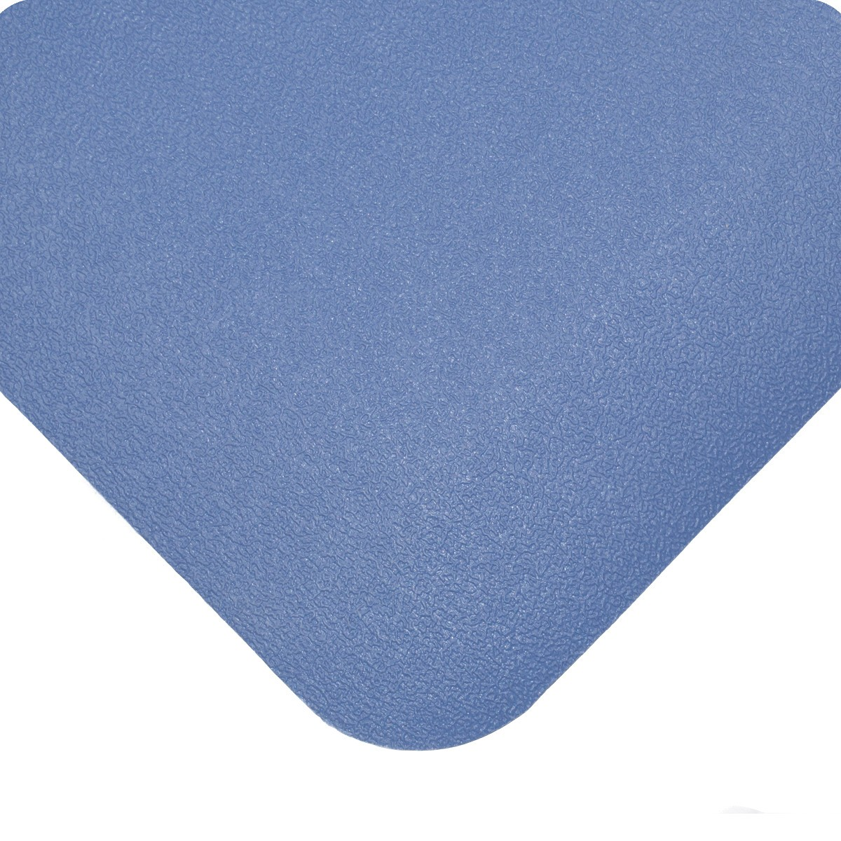 Wearwell 423 Soft Rock Floor Mat Blue Stone Fullsource Com