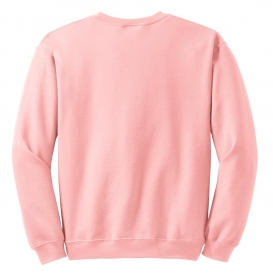 Gildan 18000 Heavy Blend Crewneck Sweatshirt - Light Pink ...