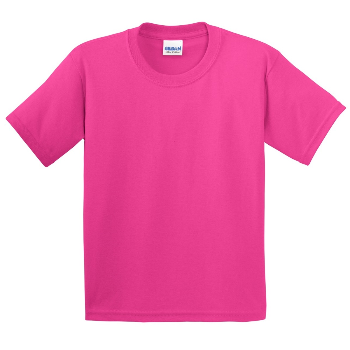 Gildan 2000b youth ultra cotton 100 cotton t shirt for One color t shirt