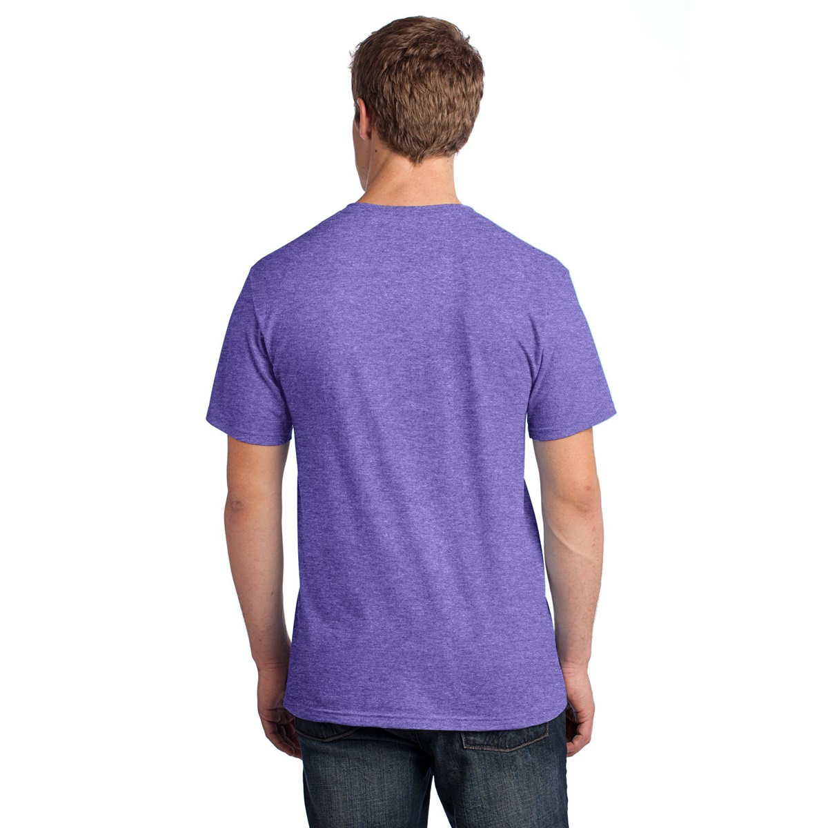 Fruit Of The Loom 3930 Heavy Cotton Polyester Hd T Shirt