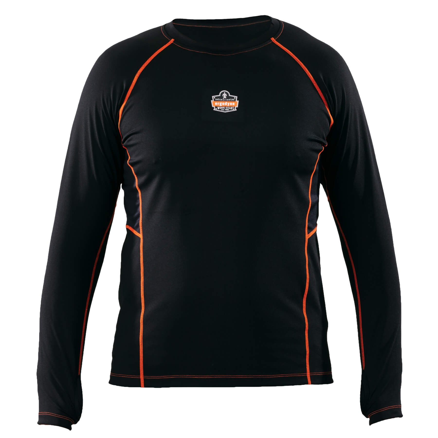 ergodyne n ferno 6435 base layer thermal long sleeve shirt