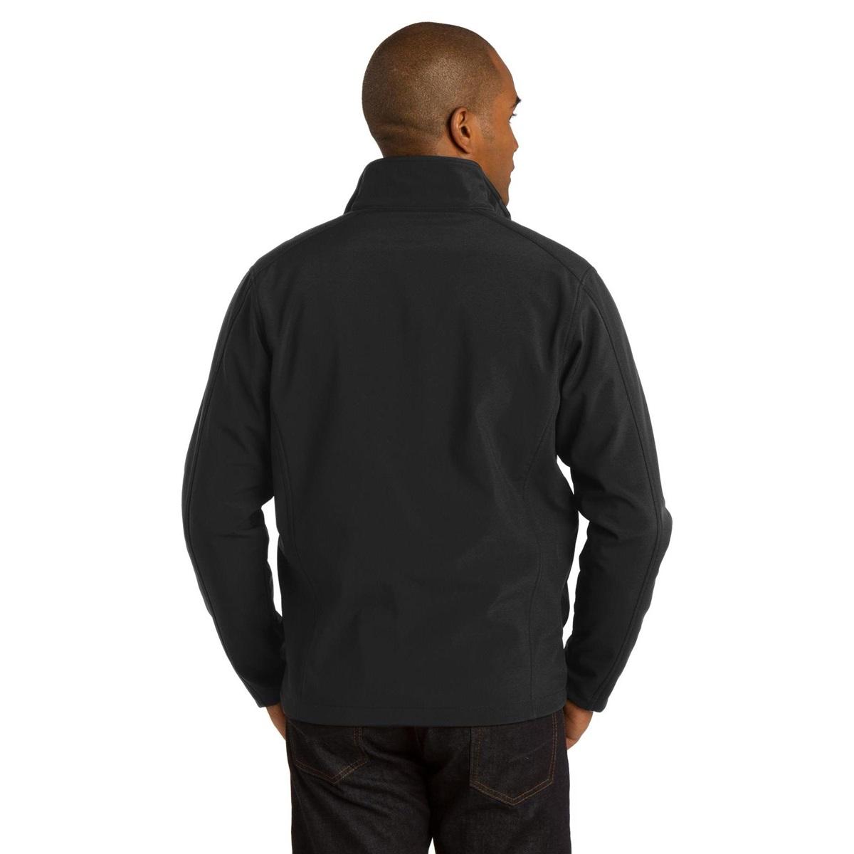 Port Authority J317 Core Soft Shell Jacket Black