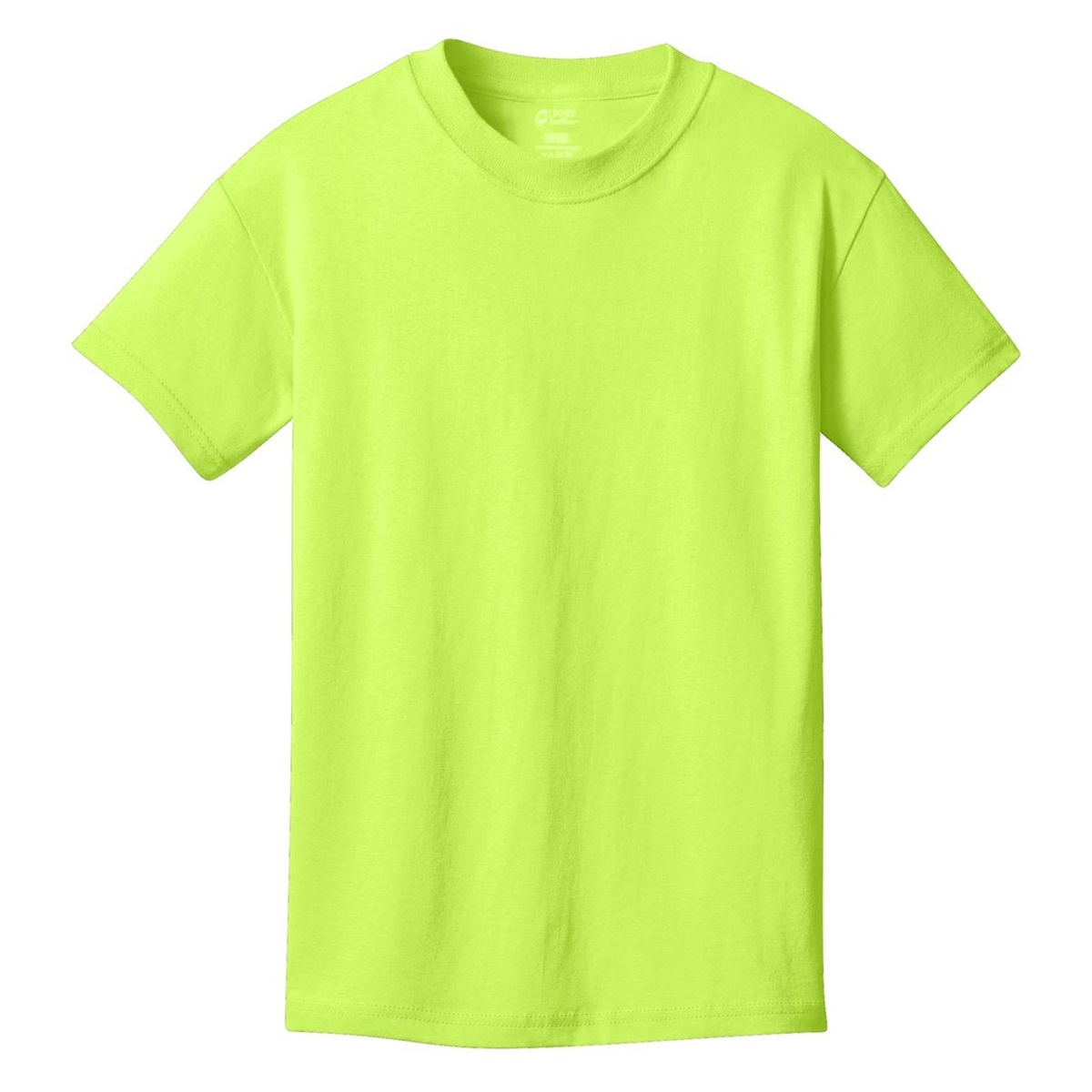 Port & Company PC54Y Youth 5.4-oz 100% Cotton T-Shirt ...