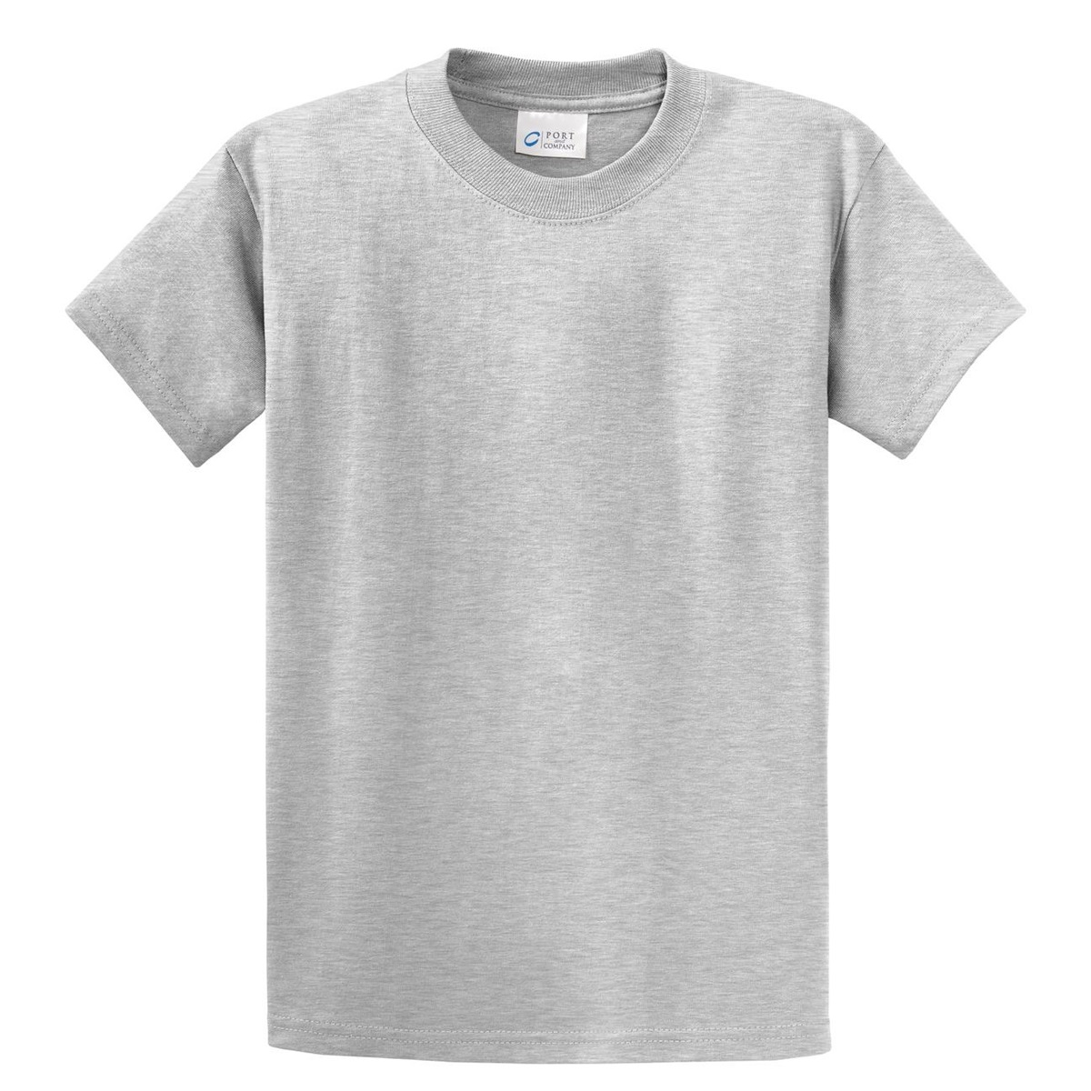 Port Company Pc61 Essential T Shirt Ash
