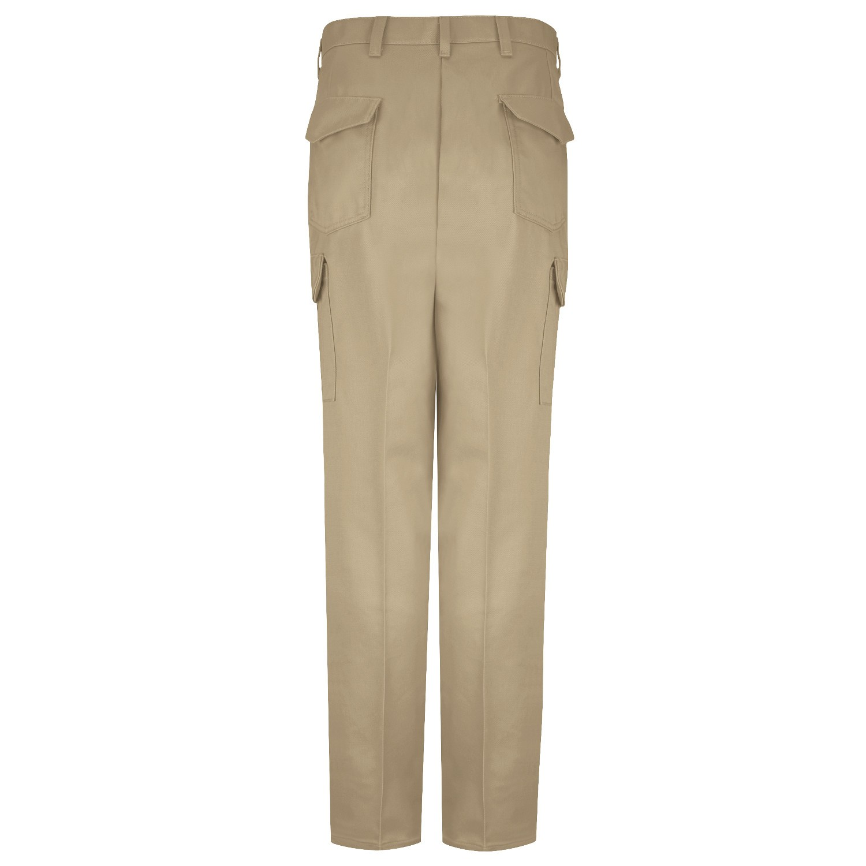 Red Kap Pc76 Men 39 S Cotton Cargo Pants Khaki