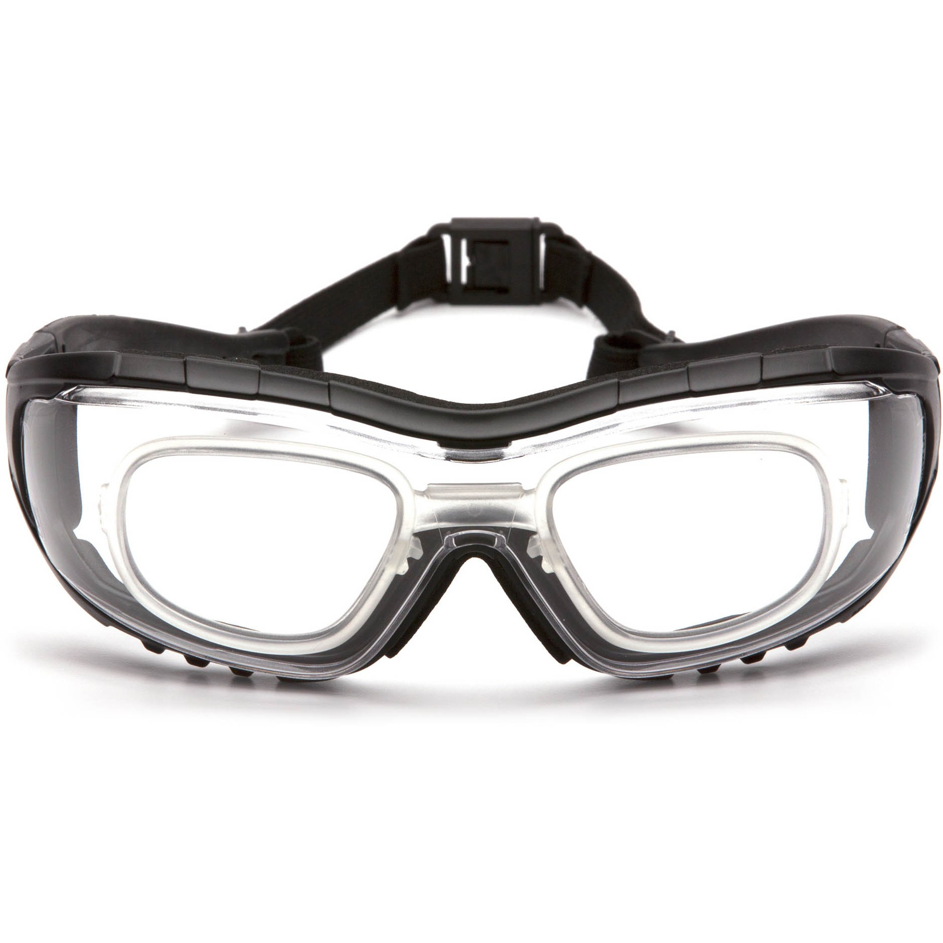 Pyramex V3G RX Options Safety Glasses/Goggles - Black ...