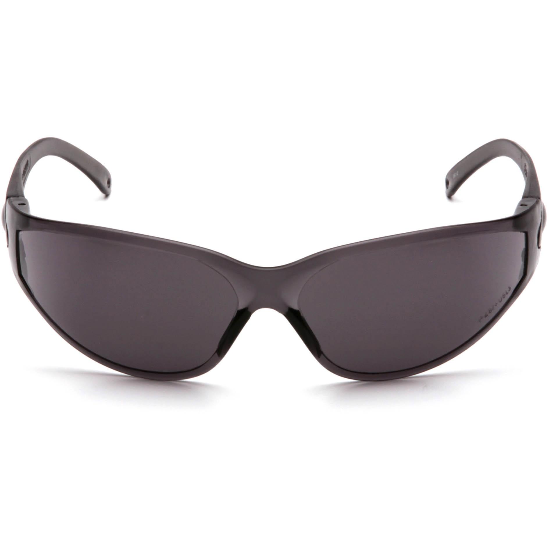 Glasses Gray Frame : Pyramex Fastrac Safety Glasses - Gray Frame - Gray Lens ...