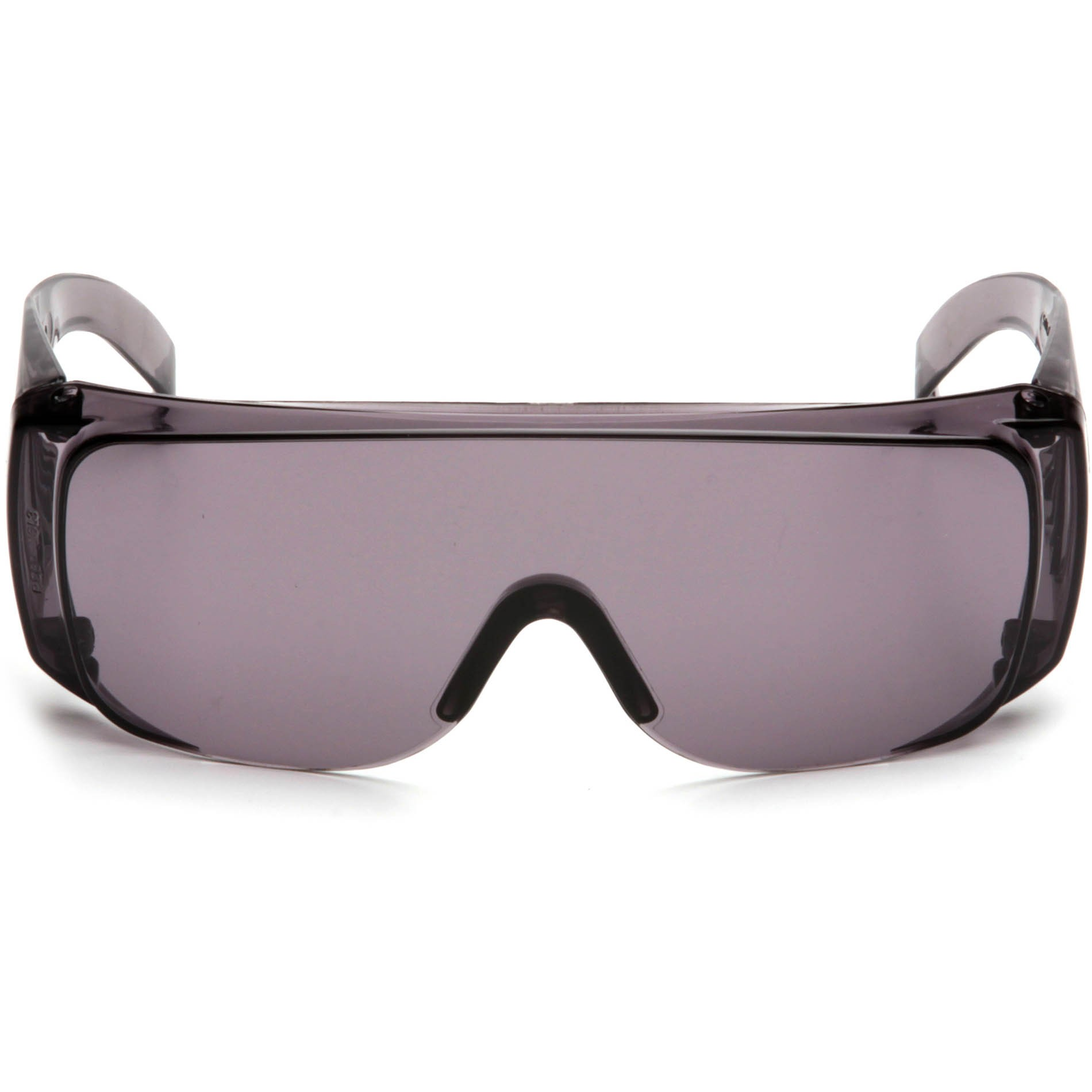 Pyramex Solo Safety Glasses - Gray Frame - Gray Lens ...