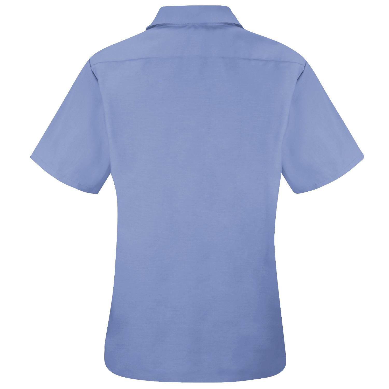 Red Kap Sp25 Women 39 S Specialized Pocketless Work Shirt