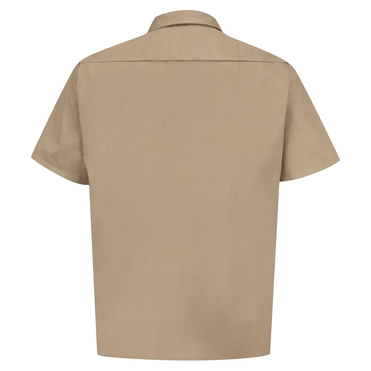 Red Kap St62 Men 39 S Utility Uniform Shirt Short Sleeve