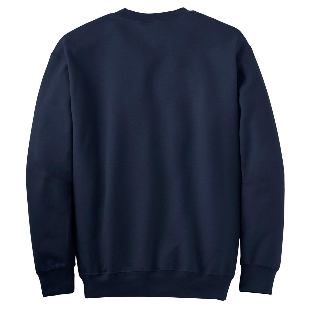 Gildan 12000 DryBlend Crewneck Sweatshirt - Navy | FullSource.com