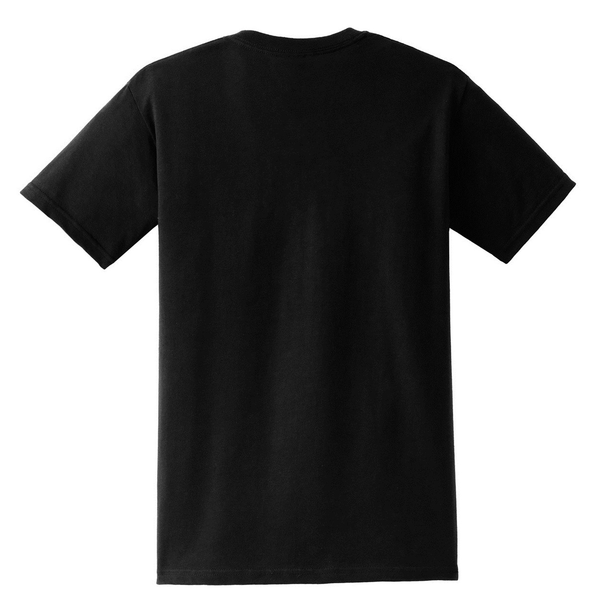 Gildan 2300 ultra cotton t shirt with pocket black for Gildan t shirts online