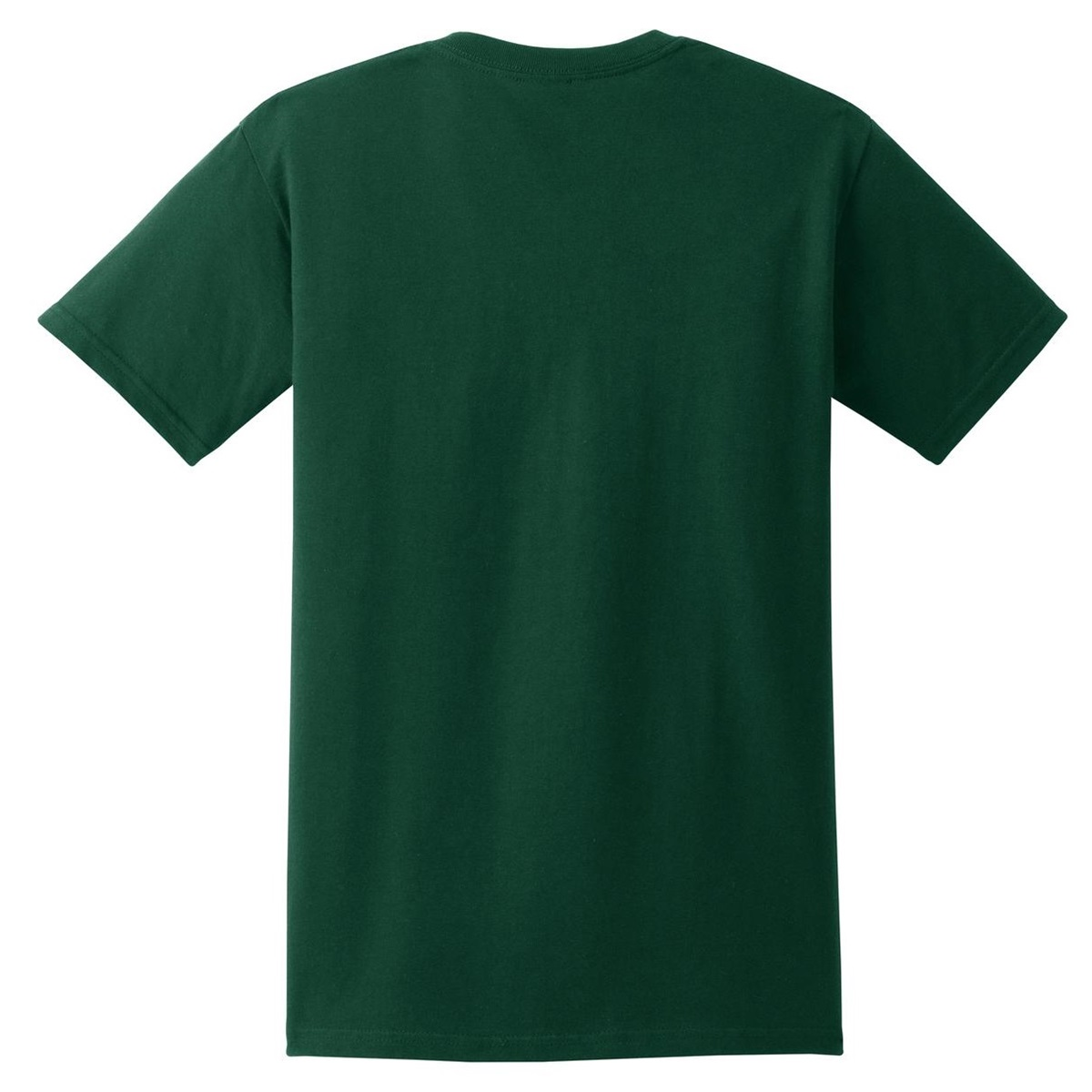 Gildan 2300 Ultra Cotton T Shirt With Pocket Forest