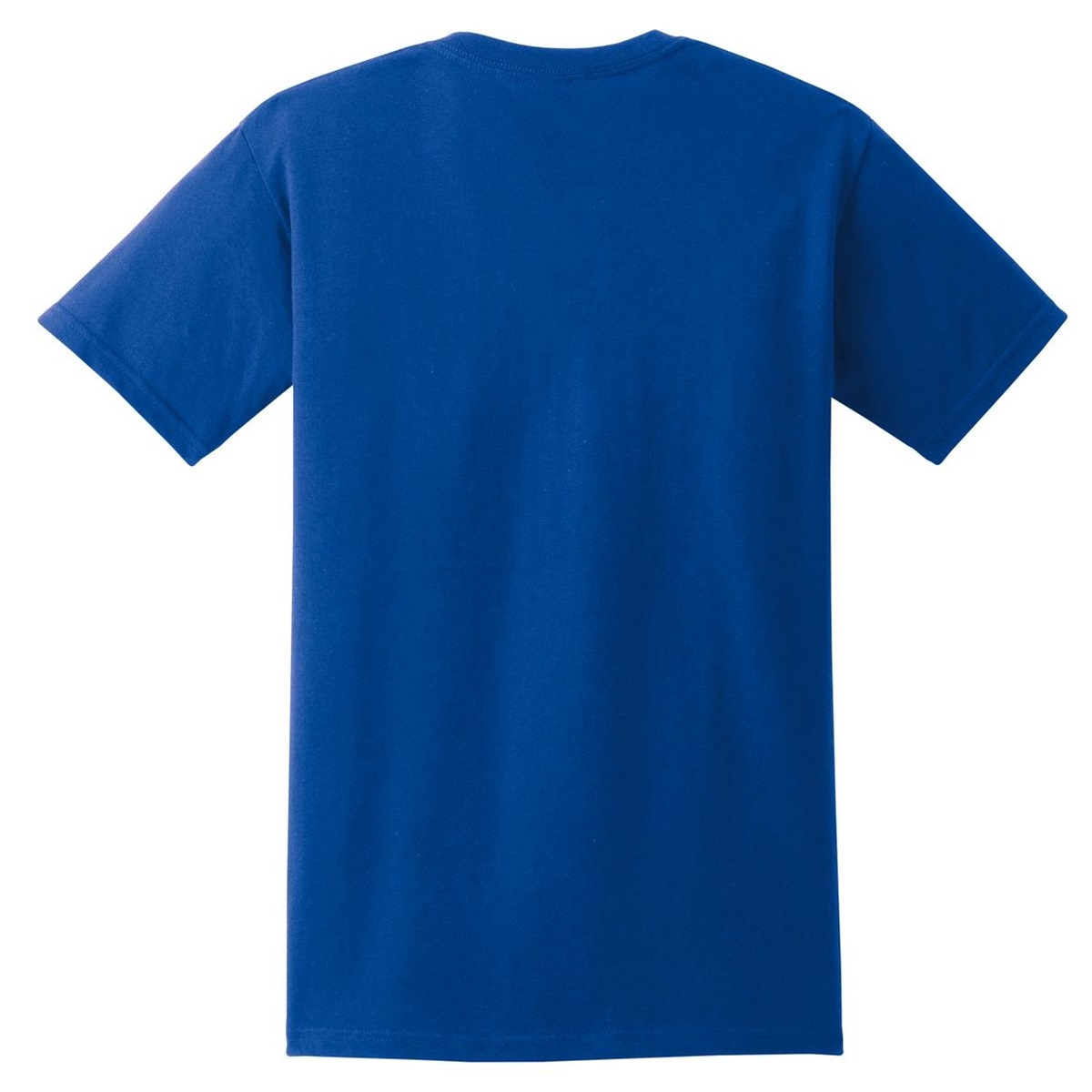 Gildan 2300 Ultra Cotton T Shirt With Pocket Royal