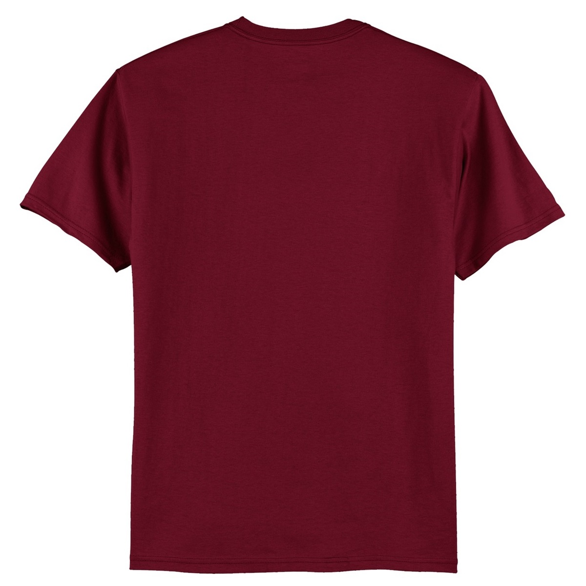 Hanes 5250 tagless cotton t shirt cardinal for Cardinal color t shirts