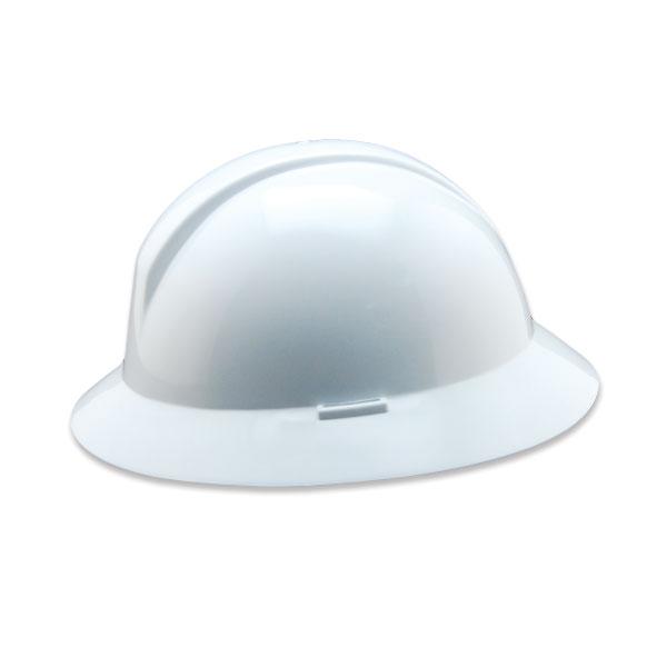 MSA® Super V™ CSA & ANSI type 2, class E hard hat