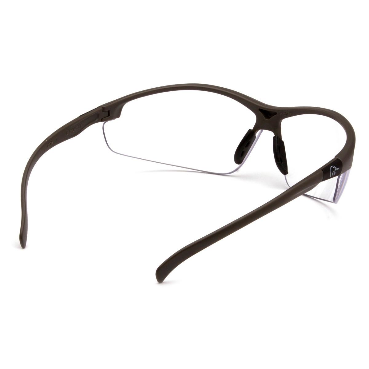 ducks unlimited dusb6610d shooting eyewear black frame