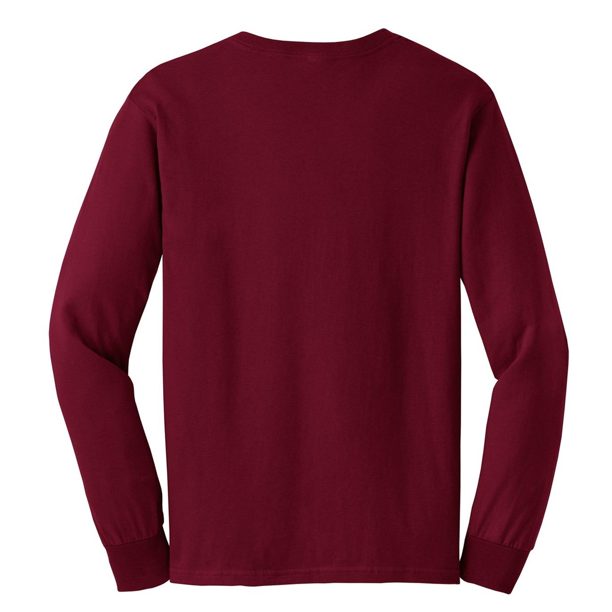 Gildan g2400 ultra cotton long sleeve t shirt cardinal for Cardinal color t shirts