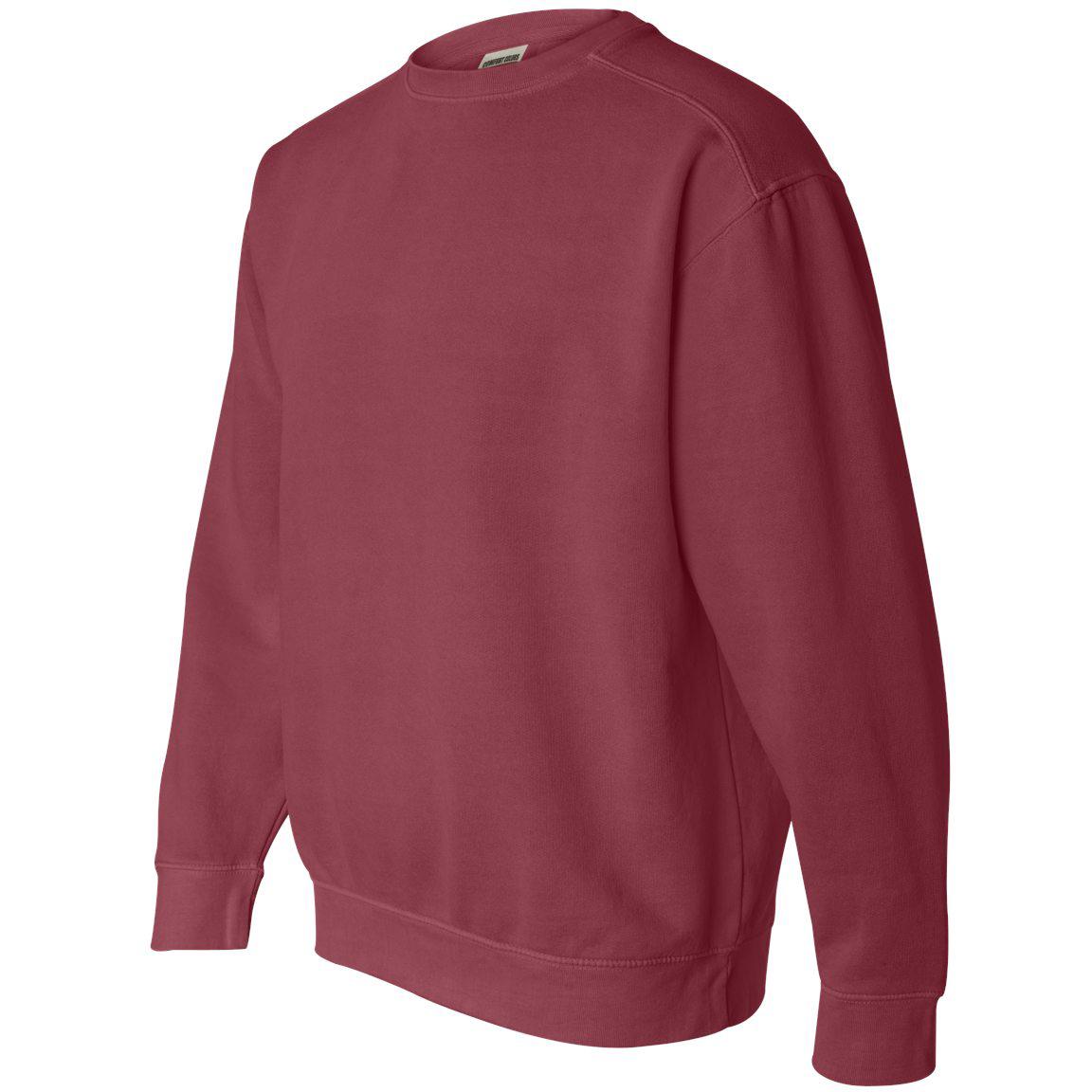 Comfort Colors 1566 Garment Dyed Ringspun Crewneck