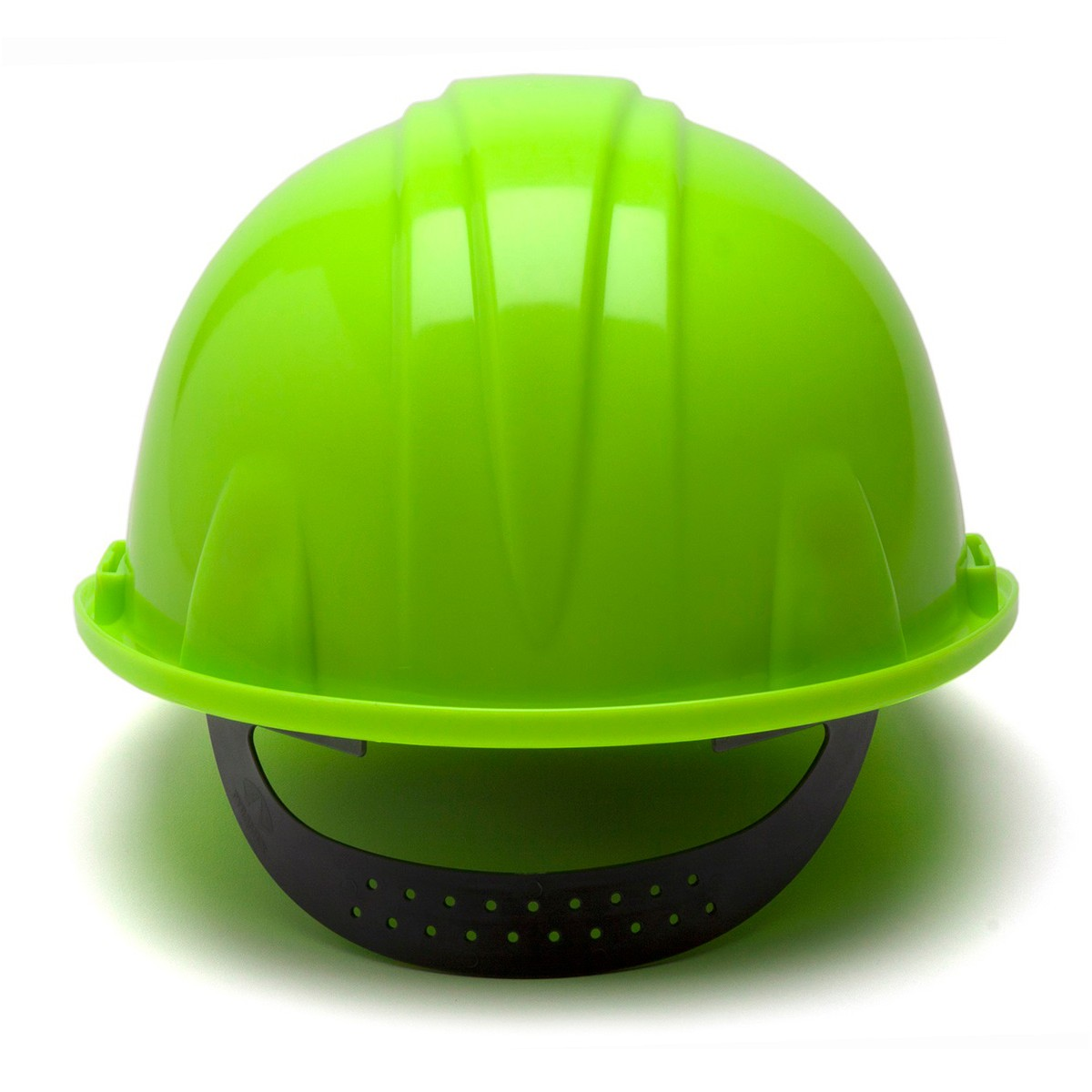 Pyramex HP14031 Hard Hat - 4-Point Snap Lock Suspension ...