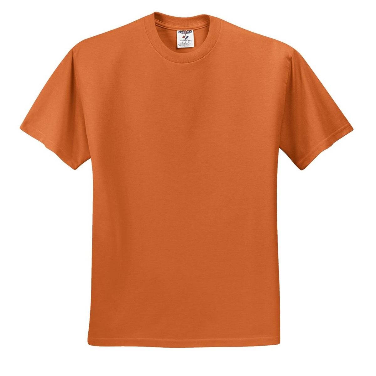 Jerzees 29m heavyweight blend 50 50 cotton poly t shirt for Texas a m golf shirt